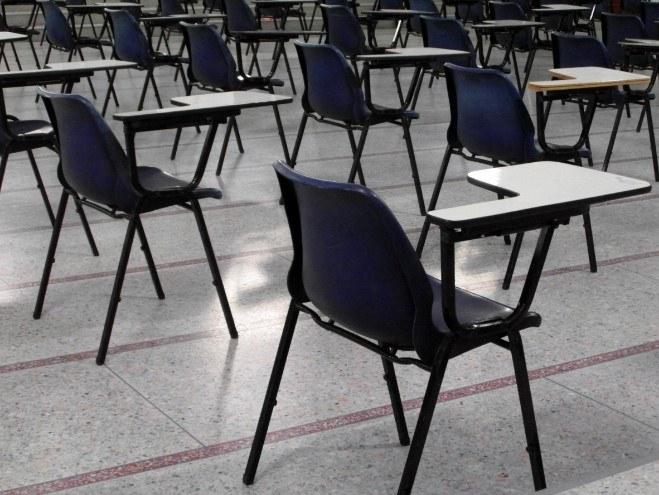 gre exam room