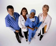 4 different doctors
