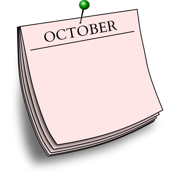 October Note