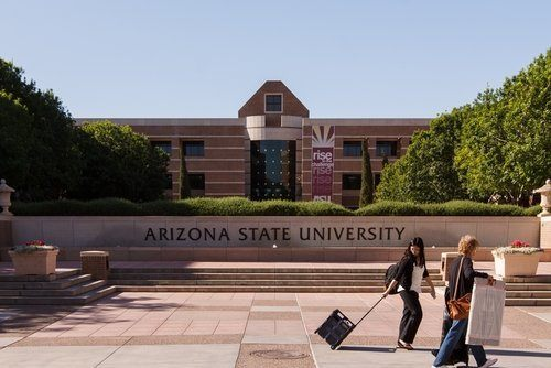 Arizona State University exterior