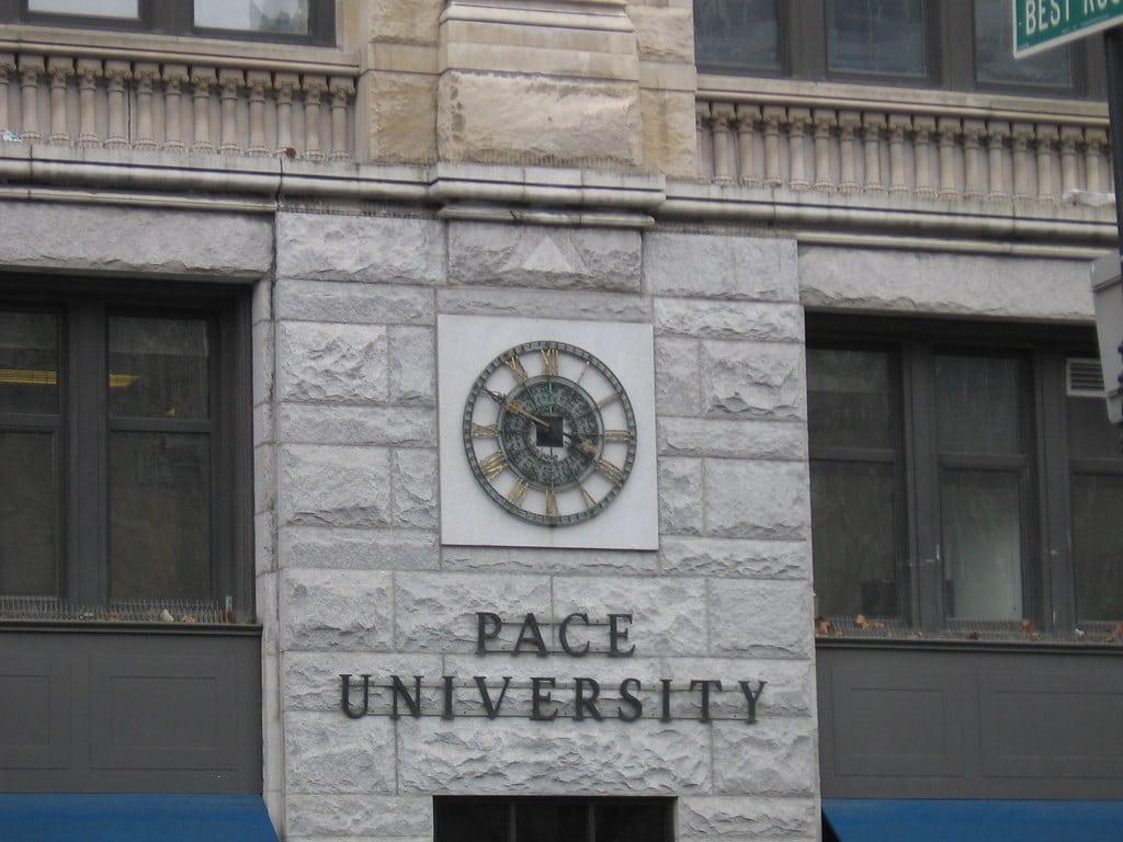 Pace University Building