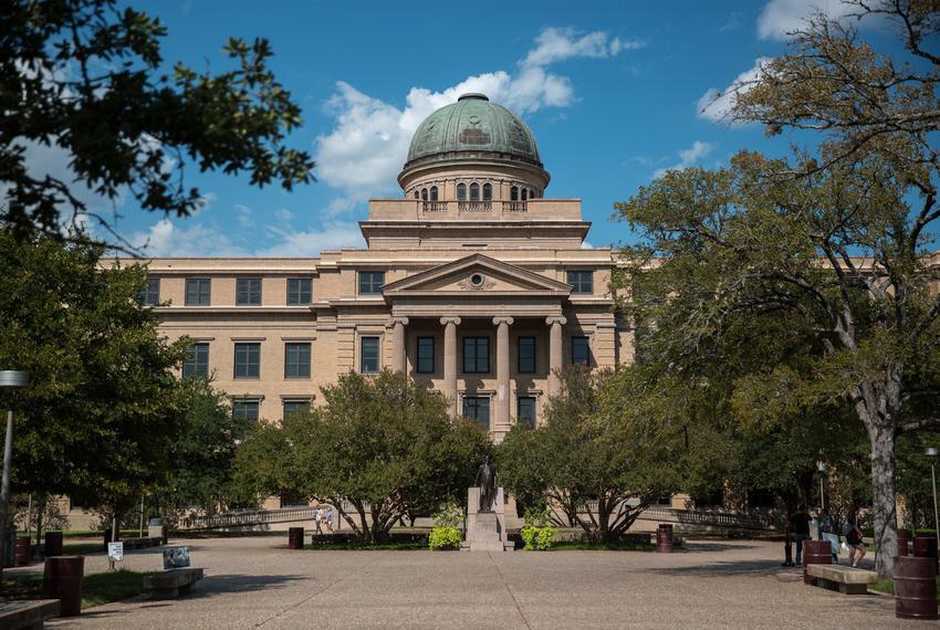 Texas A&M University Building