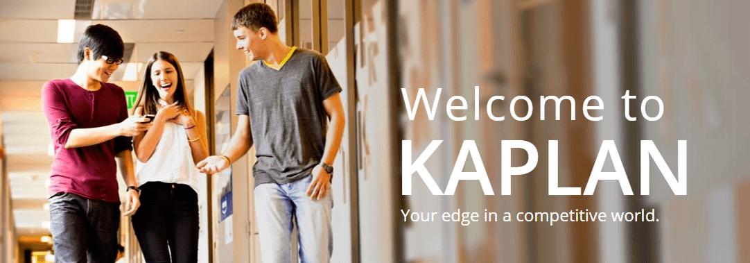 Kaplan SAT prep coourse capture