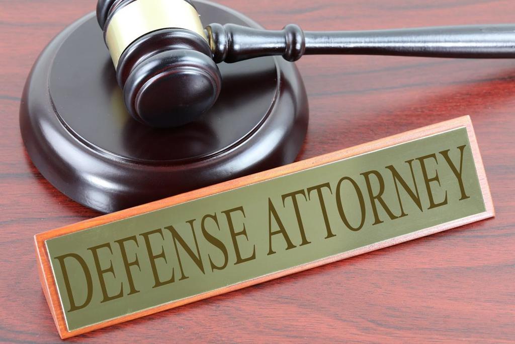 Defense Attorney Tag