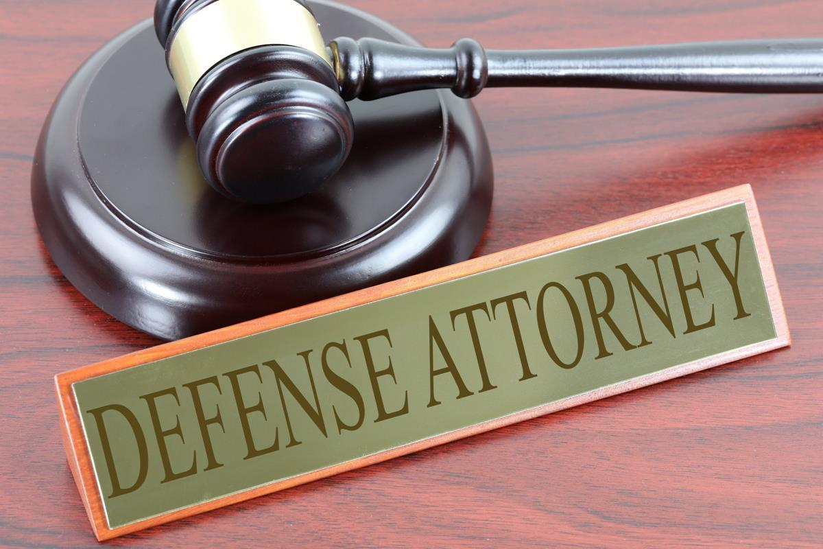 Defense Attorney Tag