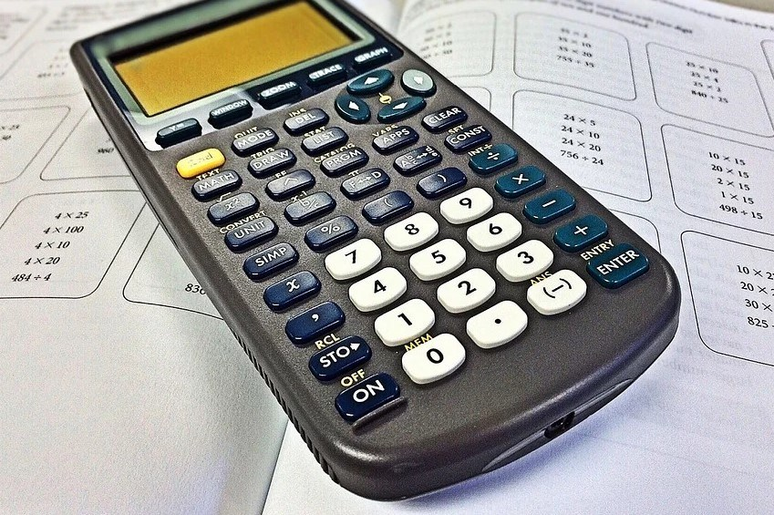 calculator on sat
