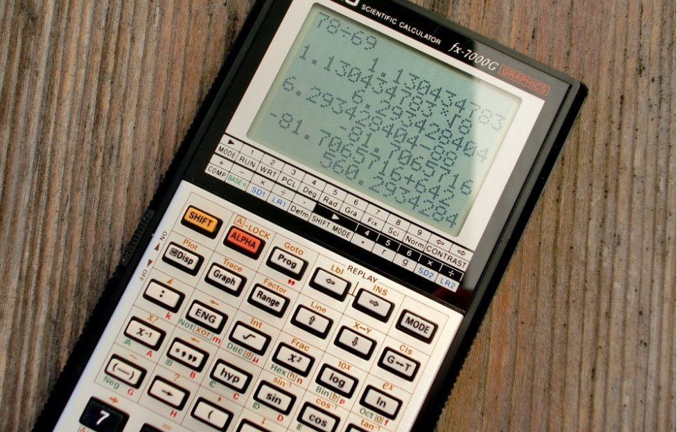 Best Calculator for SAT