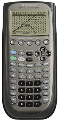 Titanium Programmable Graphing Calculator