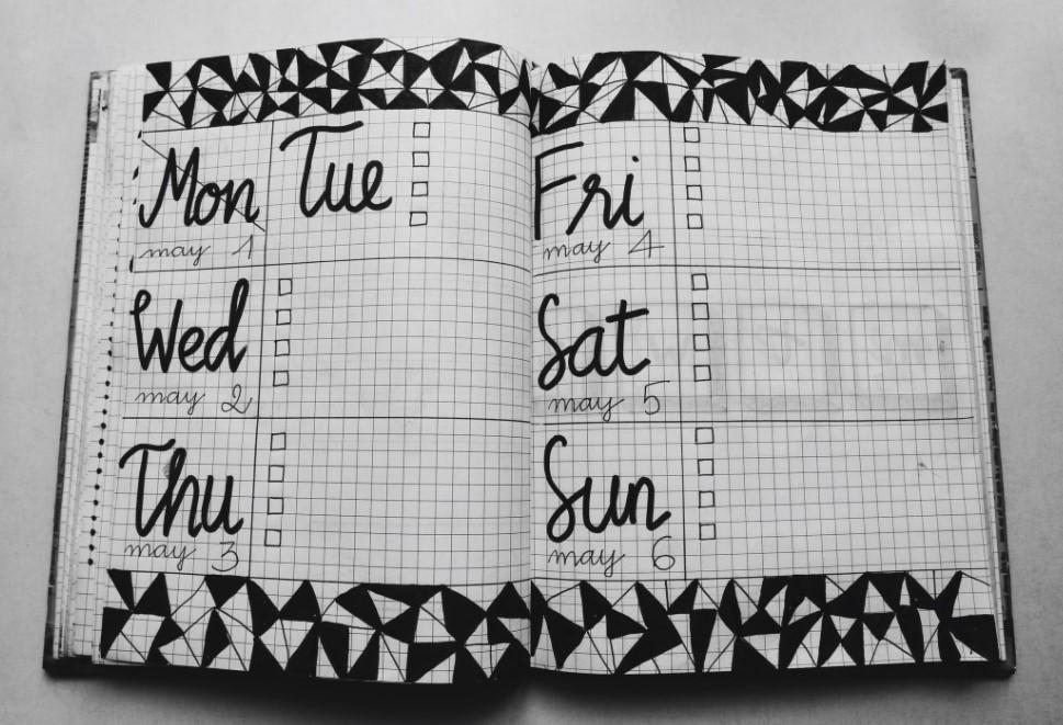 weekly reminder